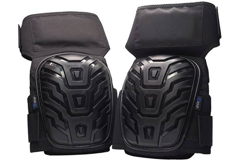 Professional Knee Pads - Reinforced Stitching to Handle the Toughest Jobs