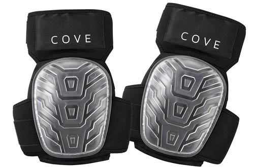 Professional Gel Knee Pads for Work and Gardening