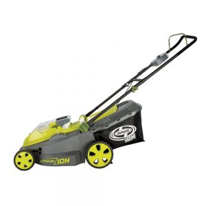 Joe-iON16LM-16-Inch-Cordless-Brushless-Lawn Mowers Battery